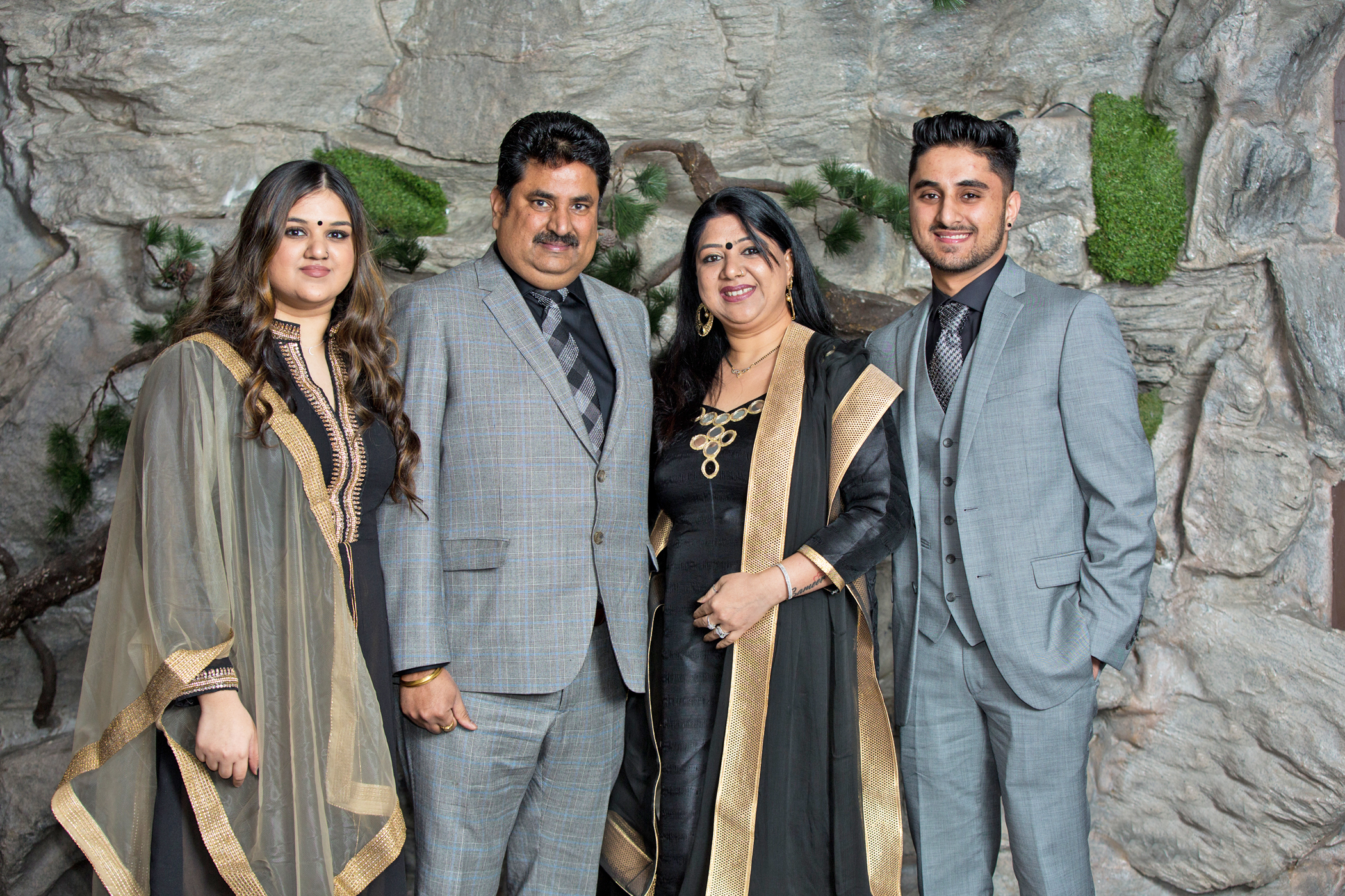 Realtor Sameer Kaushal got two awards