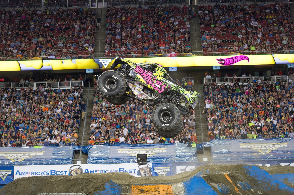 Monster Jam® Returns to Roar Full-Throttle Through Vancouver With Four Adrenaline-Charged Events