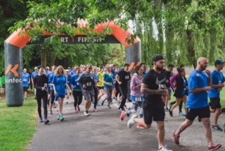 Glimpses of First Pacifica Treatment Centre Race for Recovery Fun Run 2018