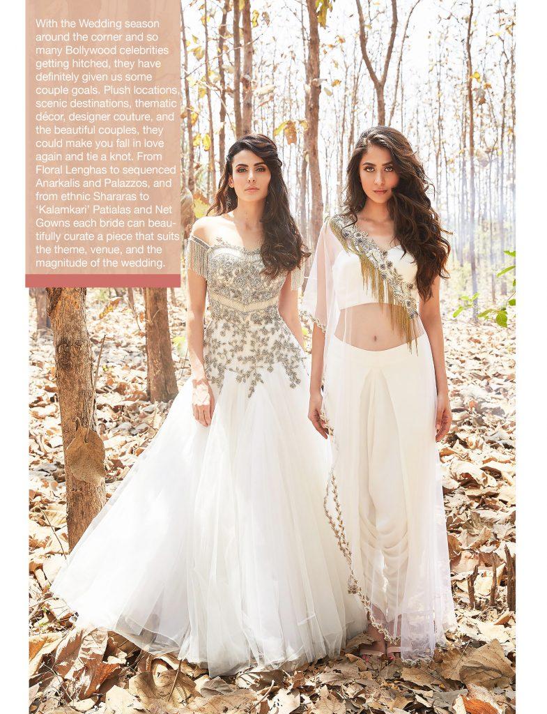 Wedding Trends – Soonakshi Raaj Collection By Pooja Valeja