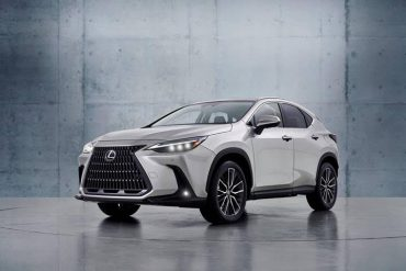 The All-New 2022 Lexus NX: The Embodiment of The Future of Luxury