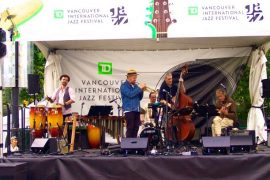 TD Vancouver International Jazz Festival to Welcome