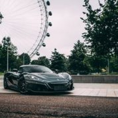 Rimac Nevera Storms into London with H.R. Owen