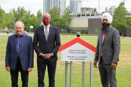Canada Supports Rapid Housing Projects in Surrey