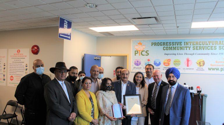 Photo_Raj Chouhan_PICS Community Icon Award & Citation