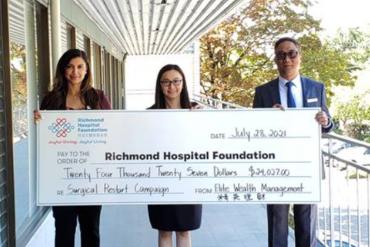 Richmond Hospital Foundation