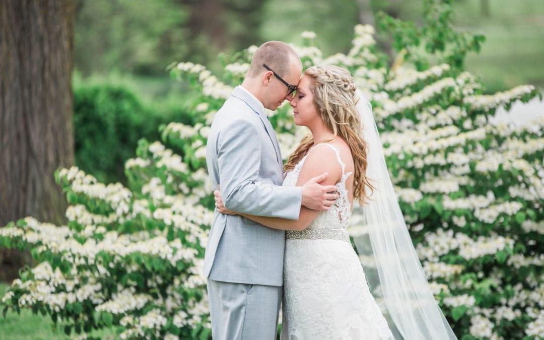 SARAH + MIKE   CASCADES MANOR WEDDING   JACKSON, MICHIGAN