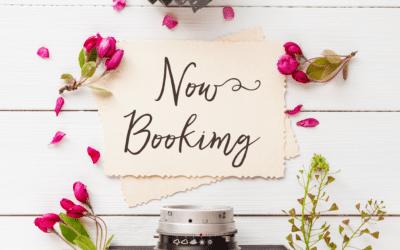 Now Booking | Jackson, Michigan Photographer