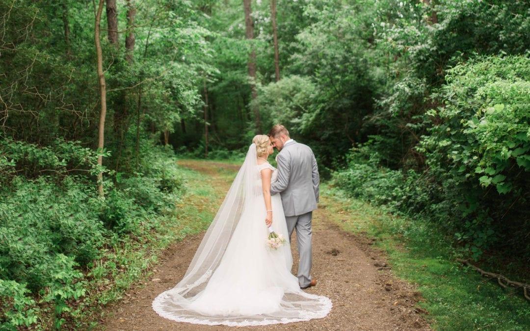 SAMANTHA + JACOB   JACKSON, MICHIGAN WEDDING