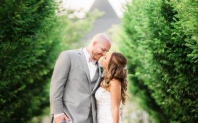 KRISTIN + RYAN | CASTLE FARMS | CHARLEVOIX, MICHIGAN WEDDING