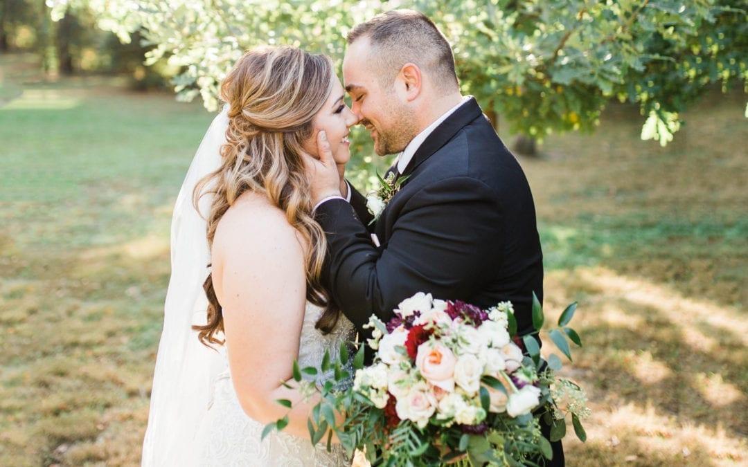 RACHEL + NATHAN   GRAND LOFT   GRAND LEDGE, MICHIGAN WEDDING