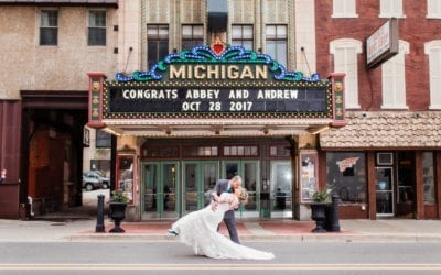 ABBEY & ANDREW | CHAPEL IN THE WOODS | ALBION, MICHIGAN WEDDING