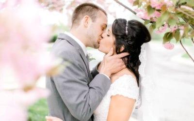 Emily + Travis | Art 634 | Jackson, Michigan Wedding