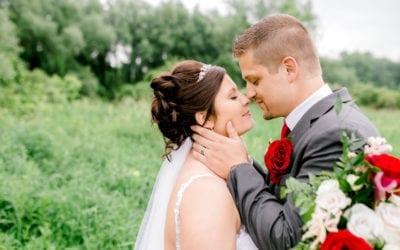 KAYLA + JASON | COMMONWEALTH COMMERCE | JACKSON, MICHIGAN WEDDING