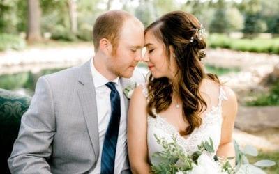 ALI & TRAVIS | CRYSTAL GARDENS | HOWELL, MICHIGAN WEDDING