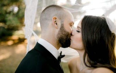 LYSSA & ZACH | THE GRAND BELLE | HOLLY, MICHIGAN WEDDING