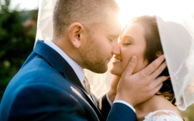 BRITTANY & BROK | NAYLOR FARMS | MANCHESTER, MICHIGAN WEDDING