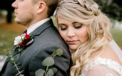 ASHLEY & DAVID | BLACK BARN VINEYARD | RIVES JUNCTION, MICHIGAN WEDDING