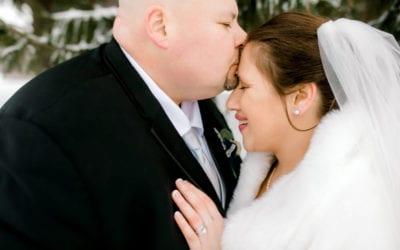 JILL & JOHN | QUEEN OF MIRACULOUS MEDAL CHURCH | JACKSON, MICHIGAN WEDDING
