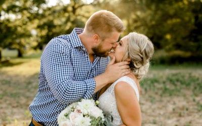 Sharon & Gauge | Addison, Michigan Wedding