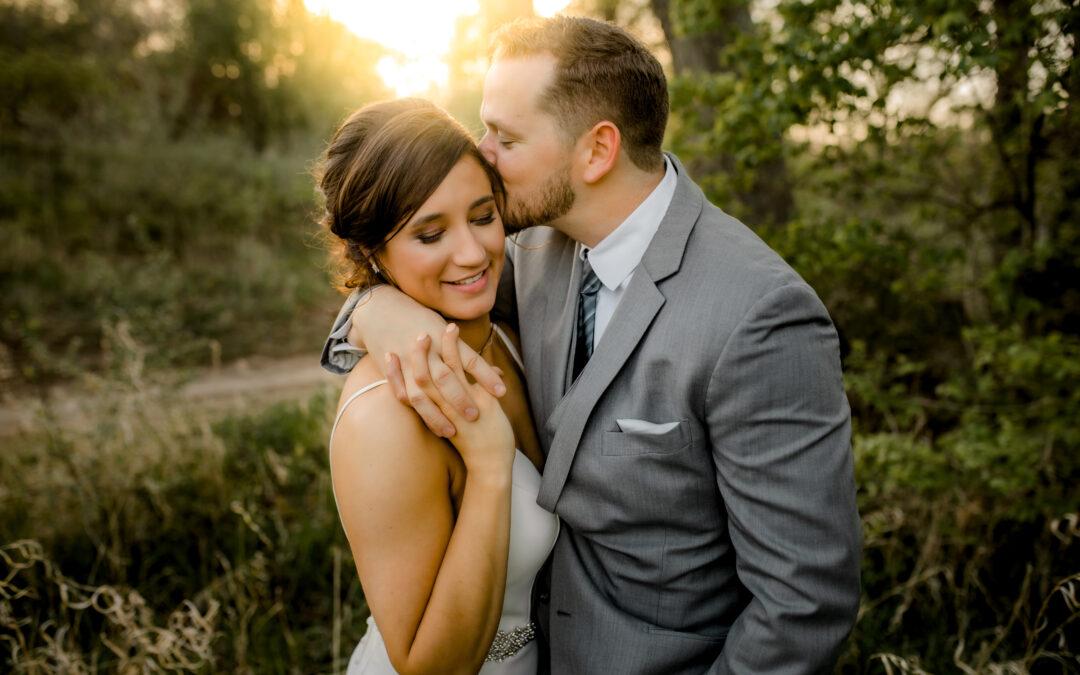 Bryn & Shane | Hawthorne Gardens | Marshall, MI Wedding