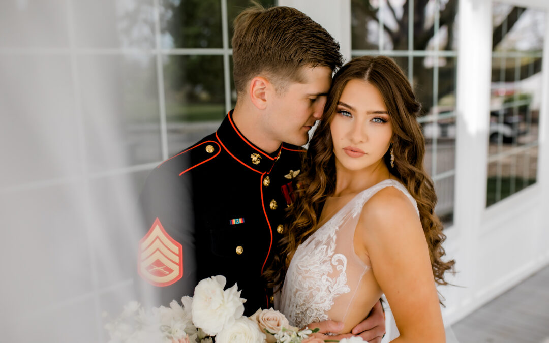 Chloe & Seth | The Cardinal Room | Zionville, Indiana Wedding