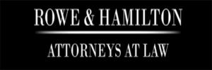 Rowe and Hamilton Logo