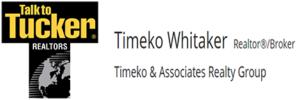 Talk to Tucker - Timeko Whitaker