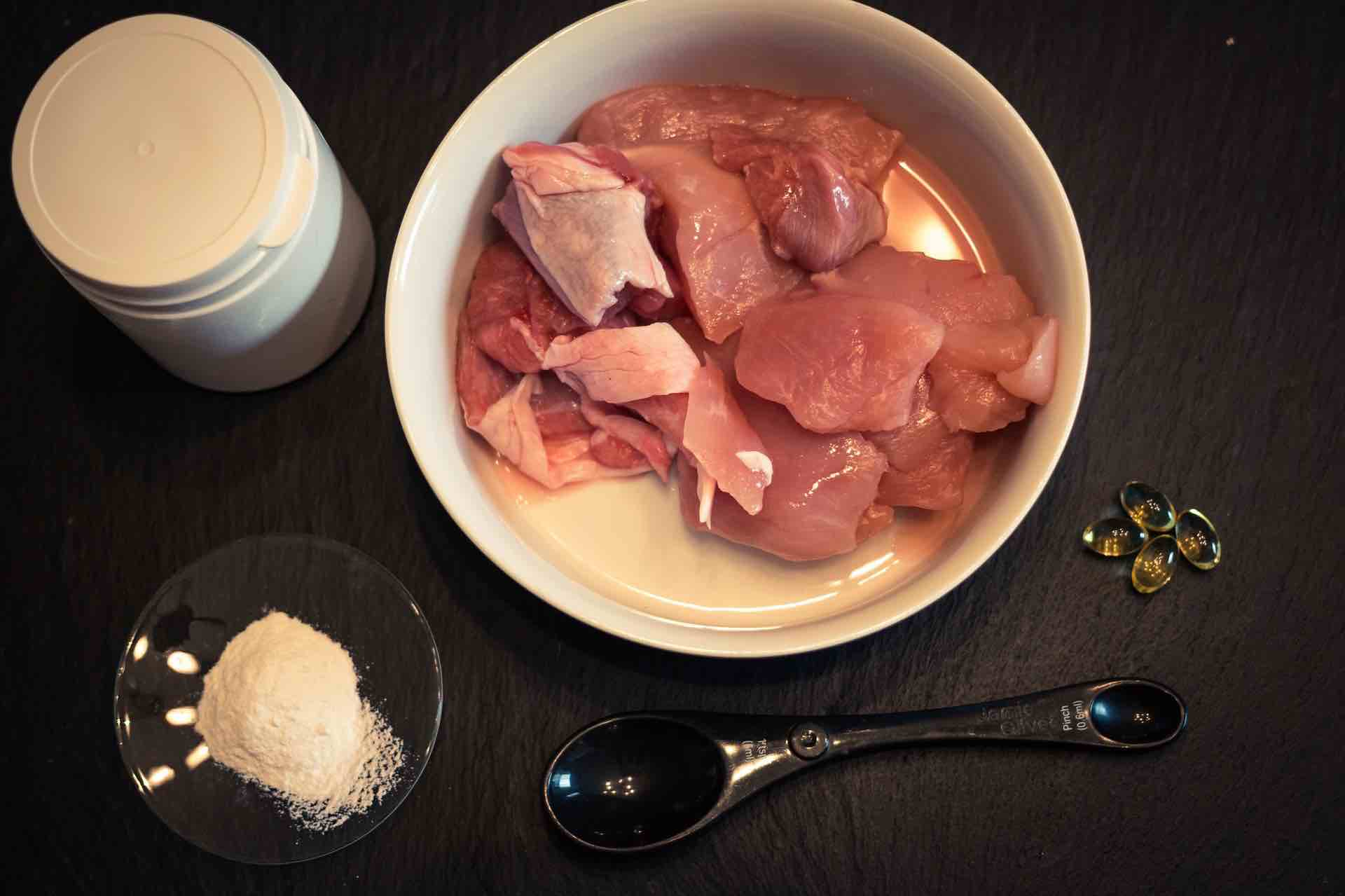 Raw dog food benefits raw feeding