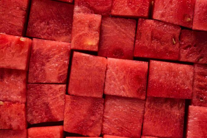 How to Prepare Watermelon for Dogs
