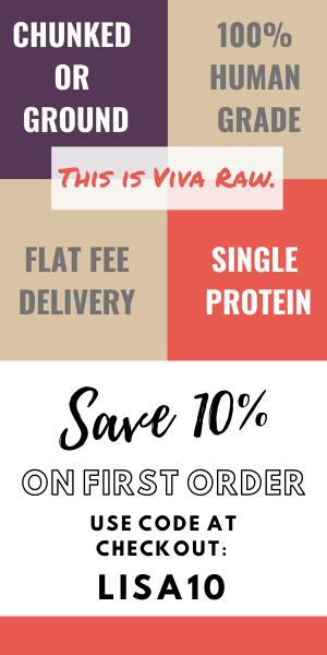 Viva Raw Banner Ad