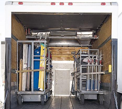 1 Ton Lighting & Grip Truck Package