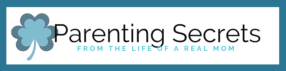 bigger best overlapping logo: Parenting secrets from the life of a real mom