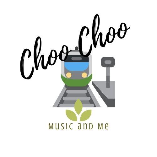 Choo Choo Train logo by Music and Me