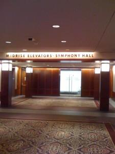 elevators symphony