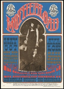 1967Motherload poster signed by Chet