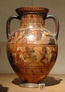 Etruscan 540-530 BCE