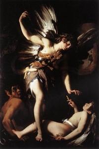Giovanni Baglione sacred and profane love