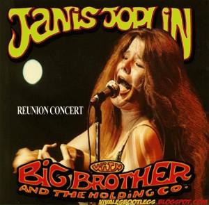 Janis Joplin Reunion Concert Front