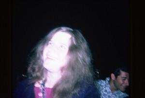 Janis alone amazed