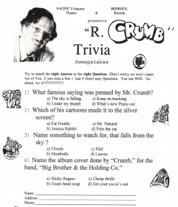 crumb cwiz