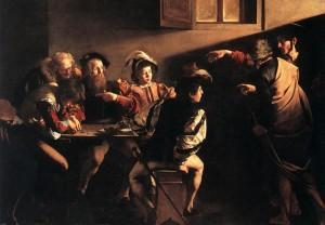 matthew Caravaggio