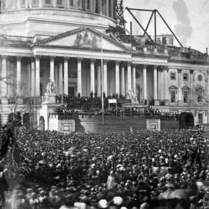 Lincoln inaugural 1861