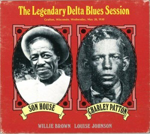 son house charley patton