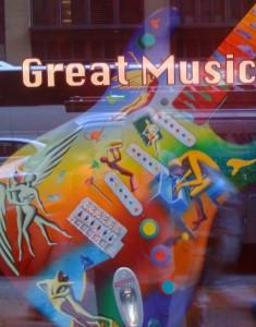 Great Music 30 May 2013