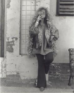 janis smoking