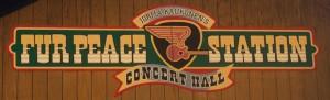 Fur Peace concert hall