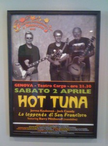 Hot Tuna italian