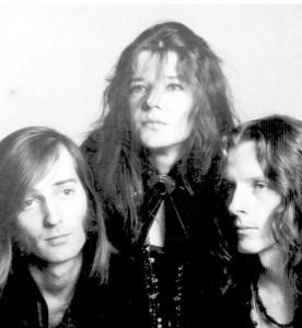Janis Joplin, Sam Andrew, James Gurley