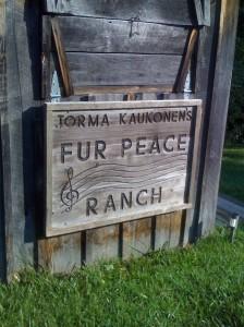 Jorma Fur Peace